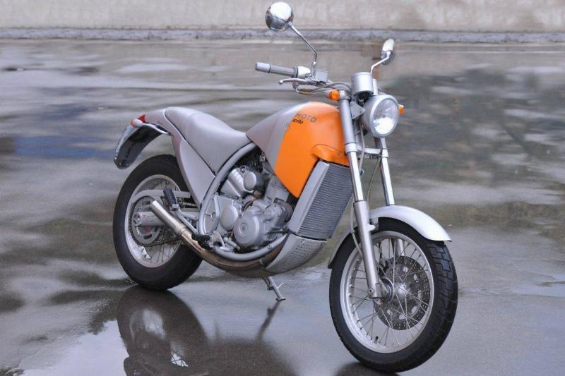 aprilia moto 6.5 bike