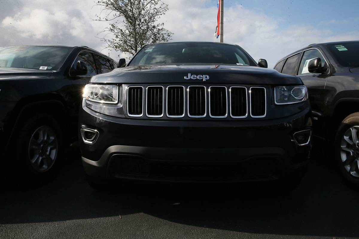 Fiat Chrysler Issues Large Recall Over Confusion Regarding Vehicles