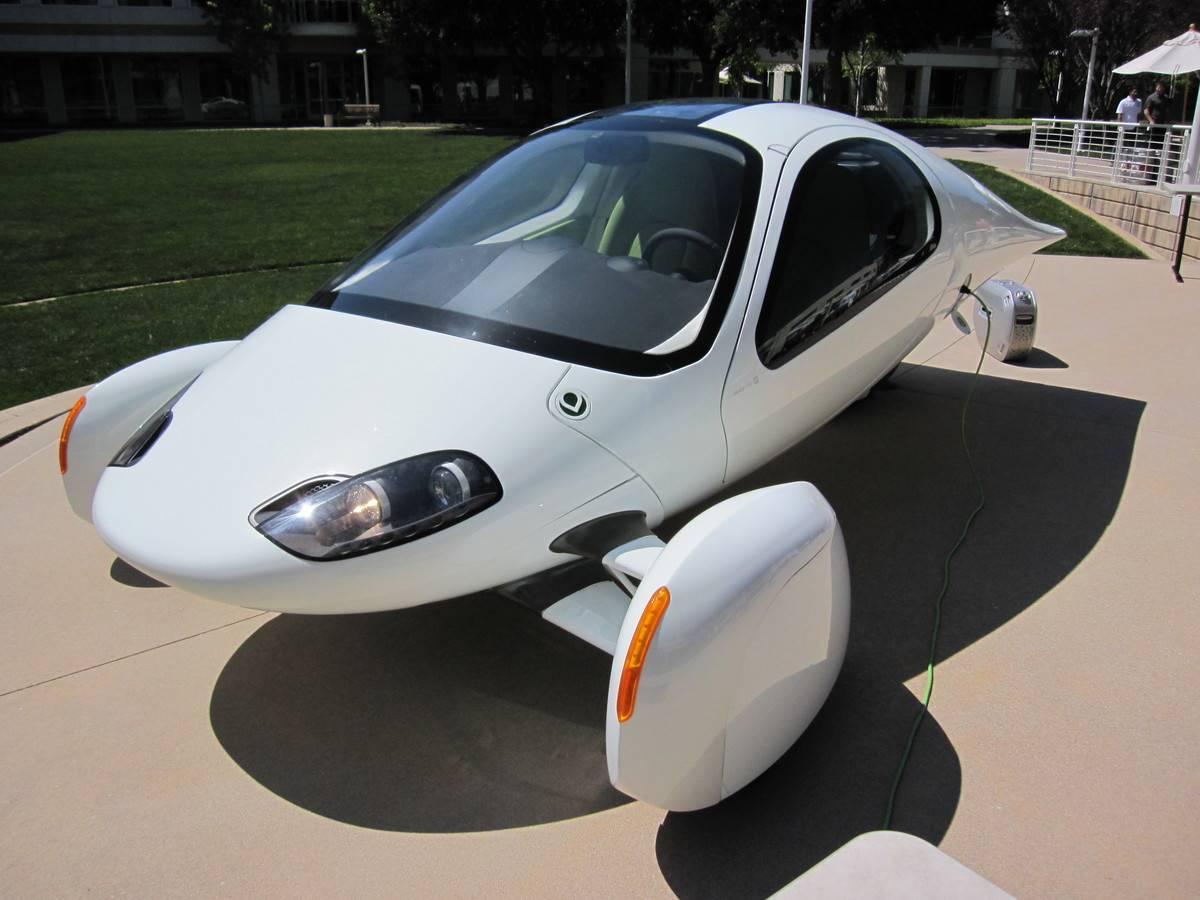 Aptera concept car