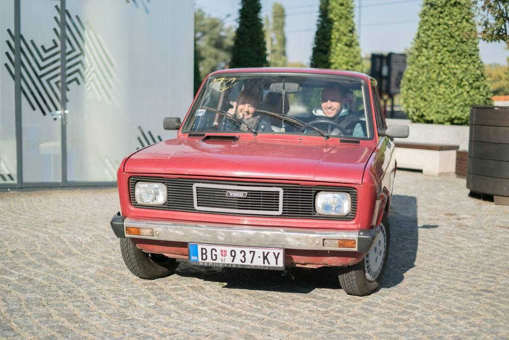 yugo car