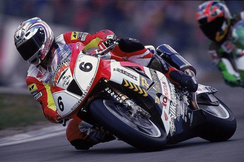 honda motorcye racing