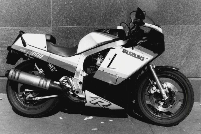 suzuki gsx bike