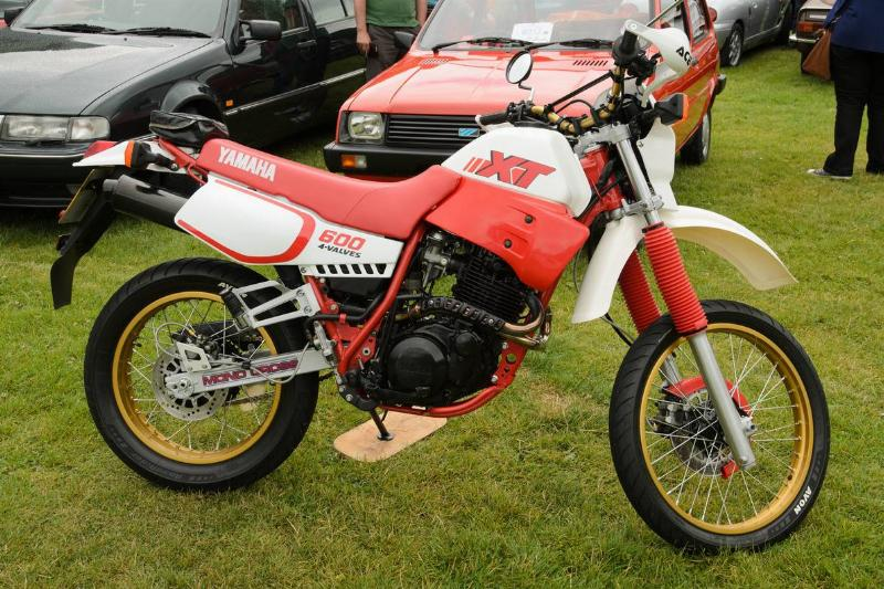 Yamaha_XT600 bike