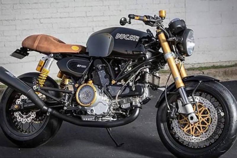 ducati gt1000 motor bike