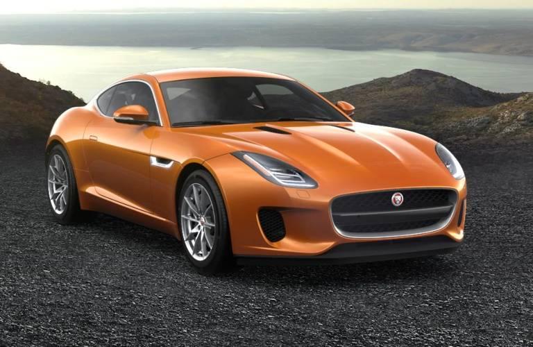 Madagascar Orange – 2020 Jaguar F-type