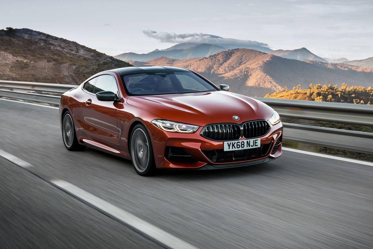 Sunset Orange Metallic – 2019 BMW M2, 8-series