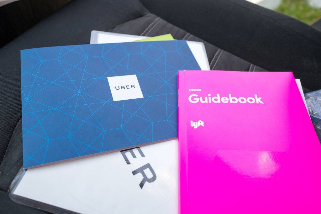 lyft and uber guide