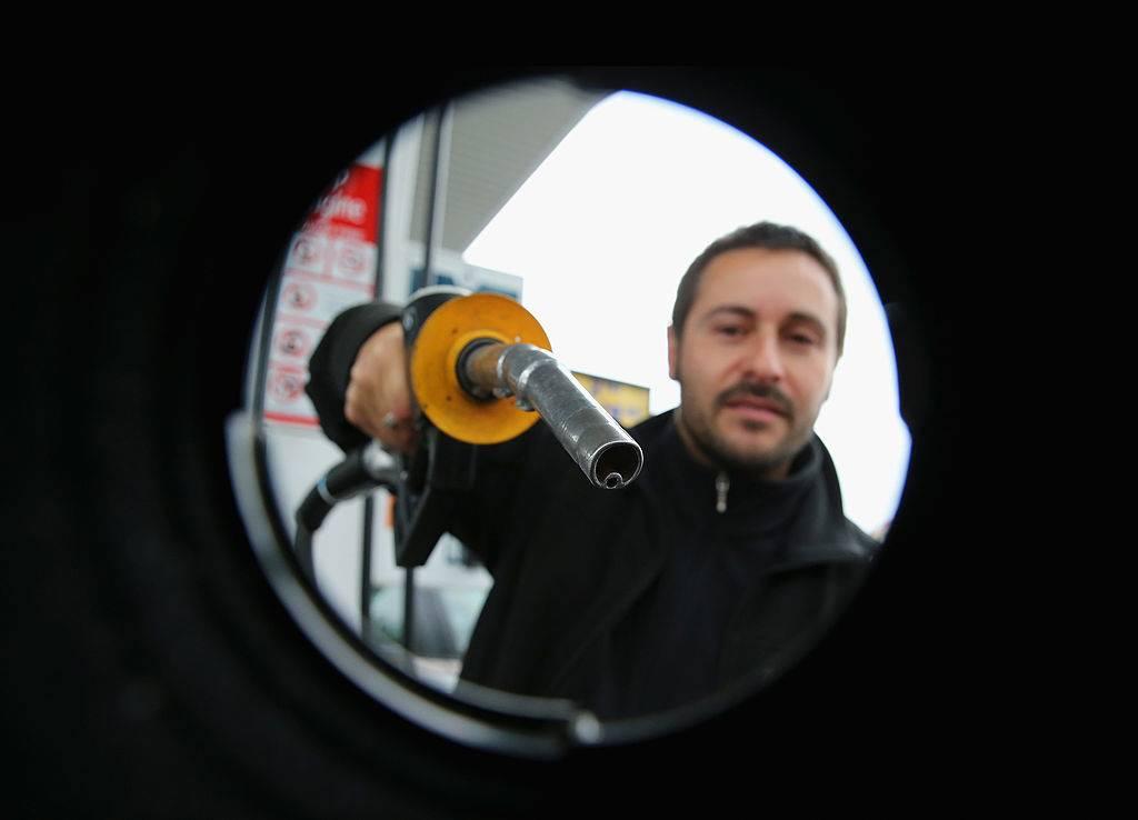 getting gas in Australia