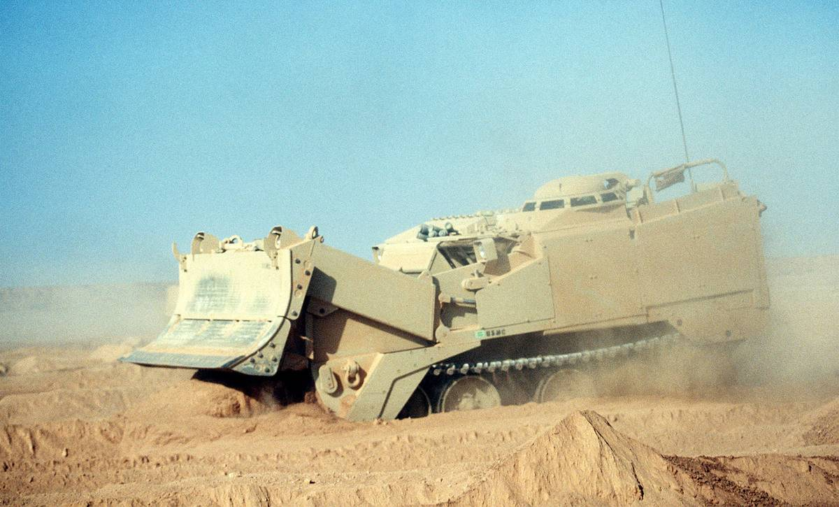 combat vehicle