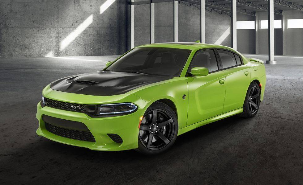 Dodge Is Bringing Back Sublime To The Charger And Challenger