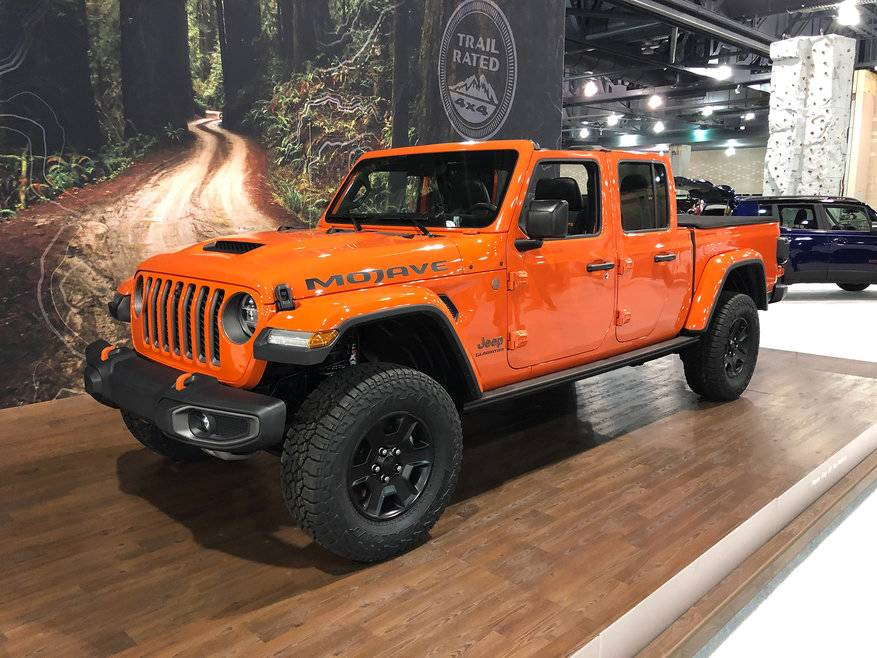 Punk'n Metallic – 2020 Jeep Gladiator