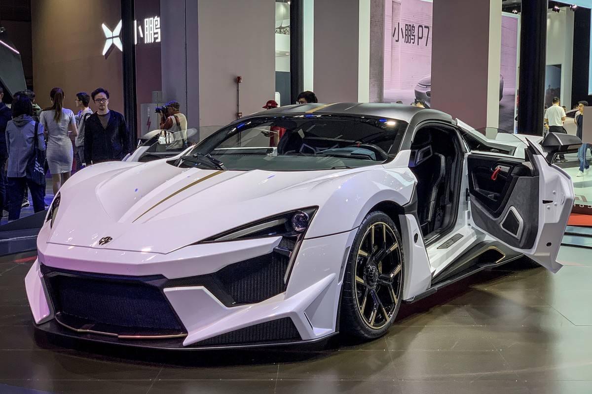 2019 Shanghai Auto Show