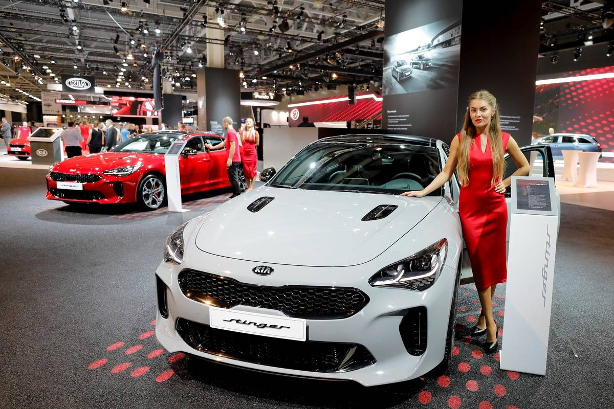 2018 Moscow International Motor Show