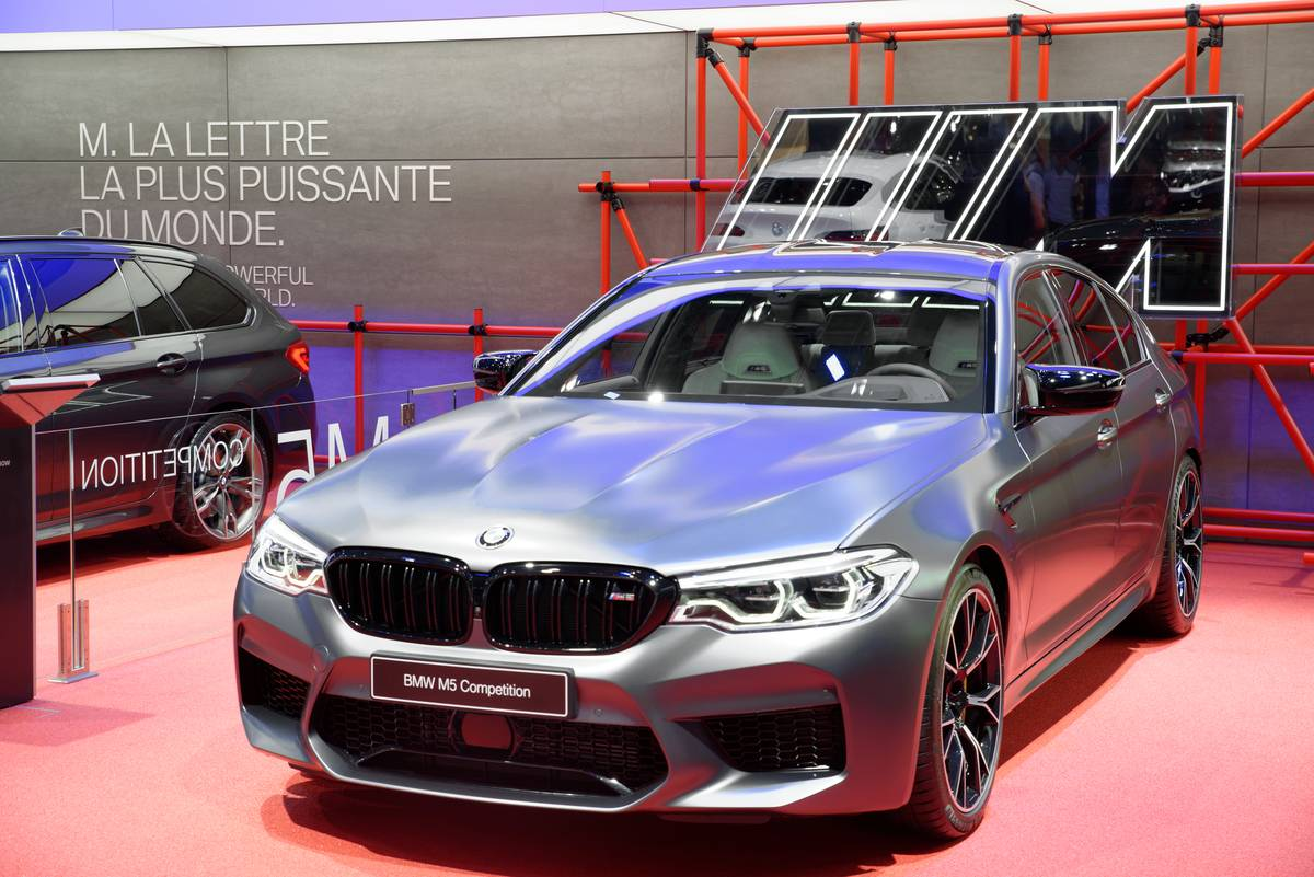 Day Two of The 2018 Paris Motor Show