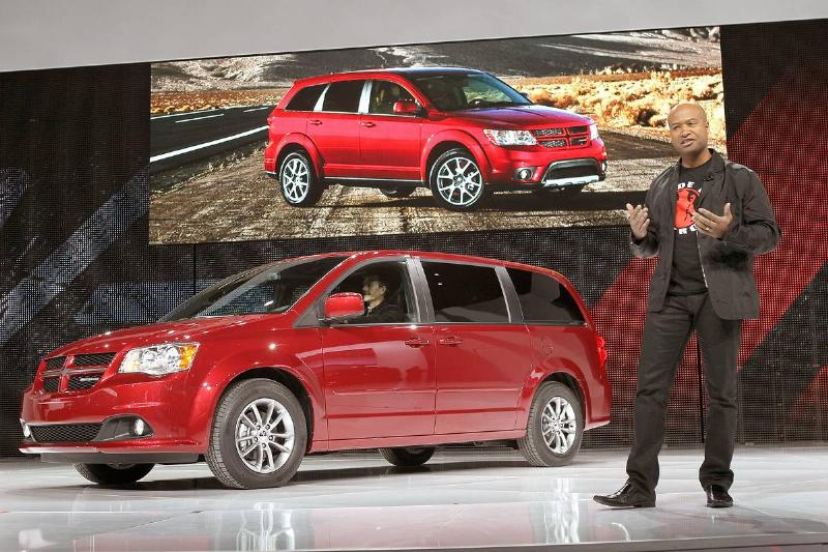 Chicago Hosts Auto Show
