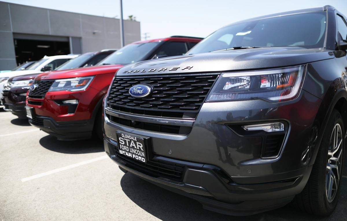 Ford Issues Recall On Over 1 Million Ford Explorers Over Steering Safety Issue