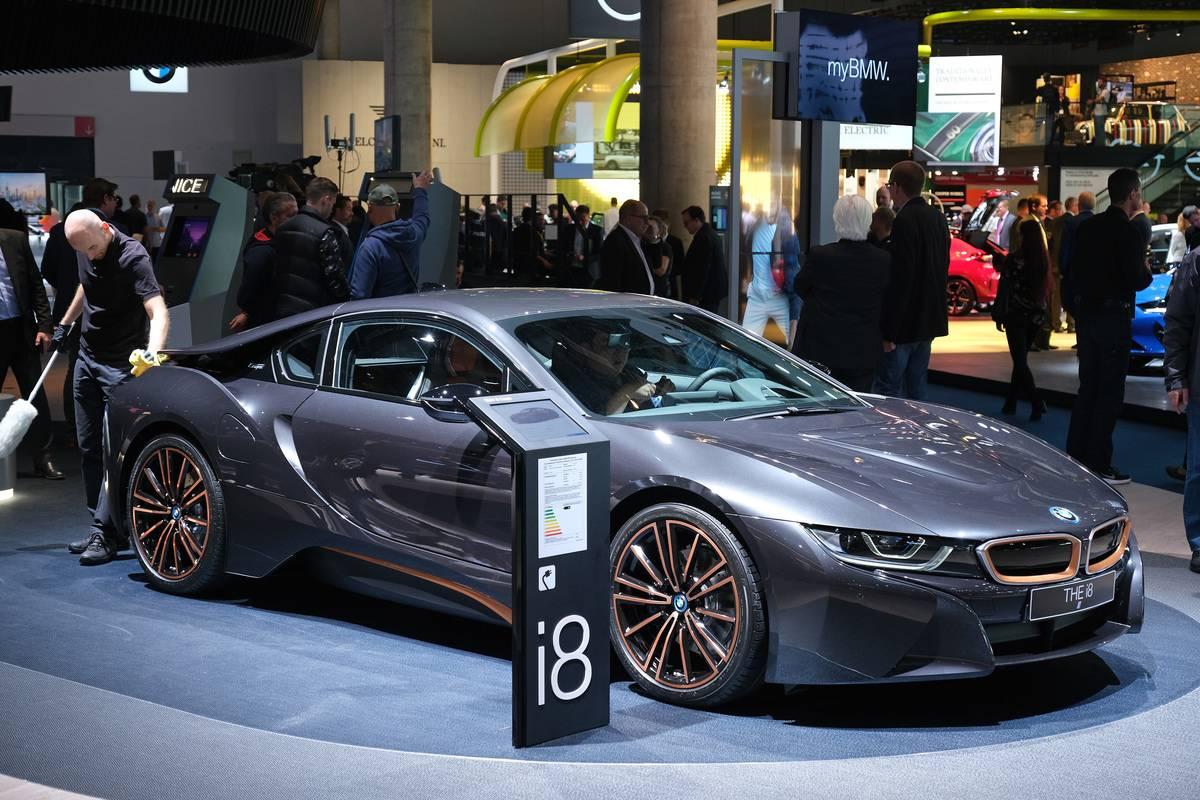 2019 IAA Frankfurt Auto Show, Press Days