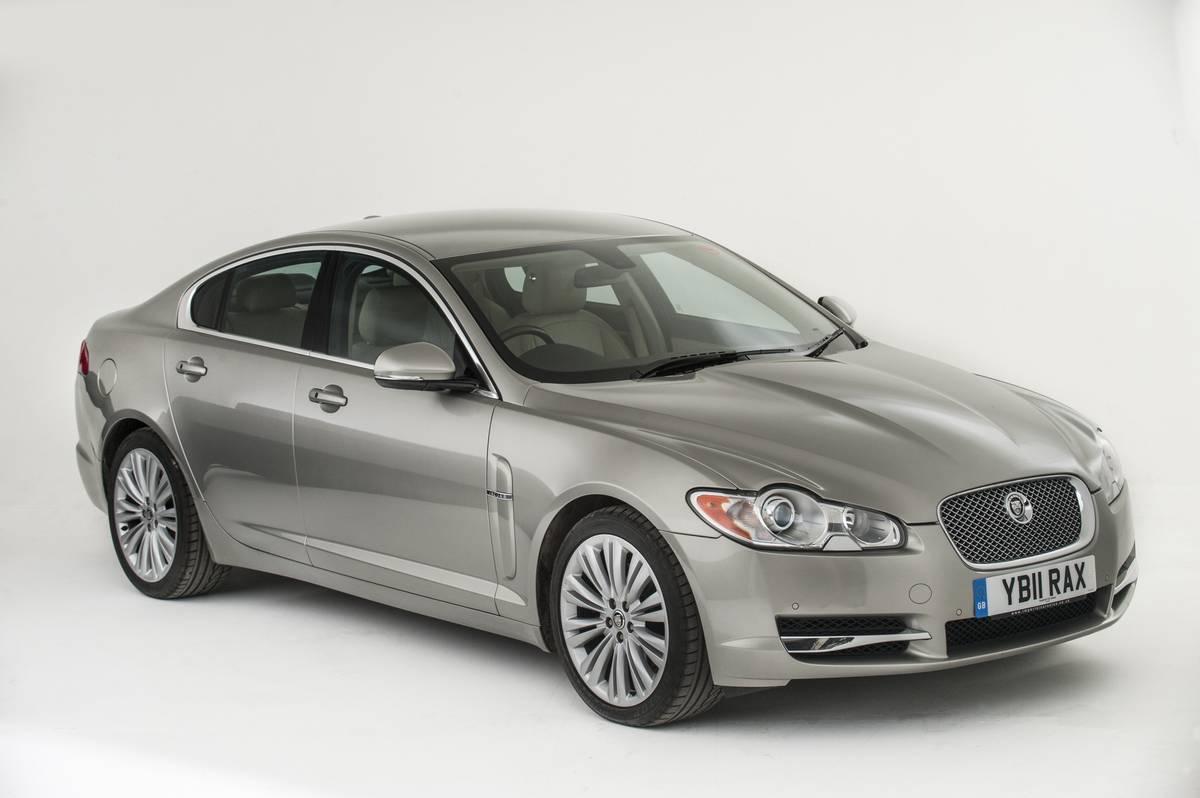 2011 Jaguar Xf.