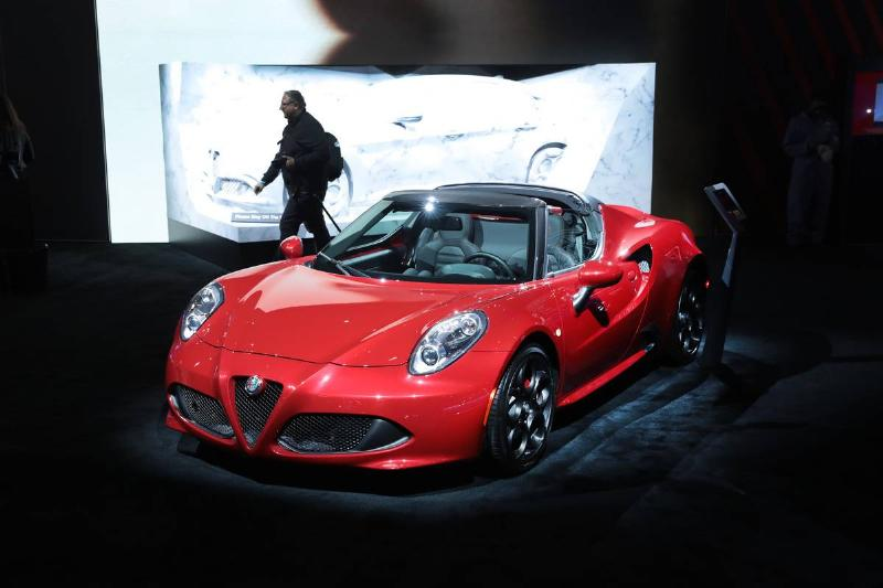 Chicago Hosts The City's Annual Auto Show