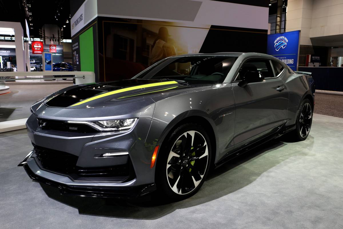 2020 Chicago Auto Show Media Preview - Day 1
