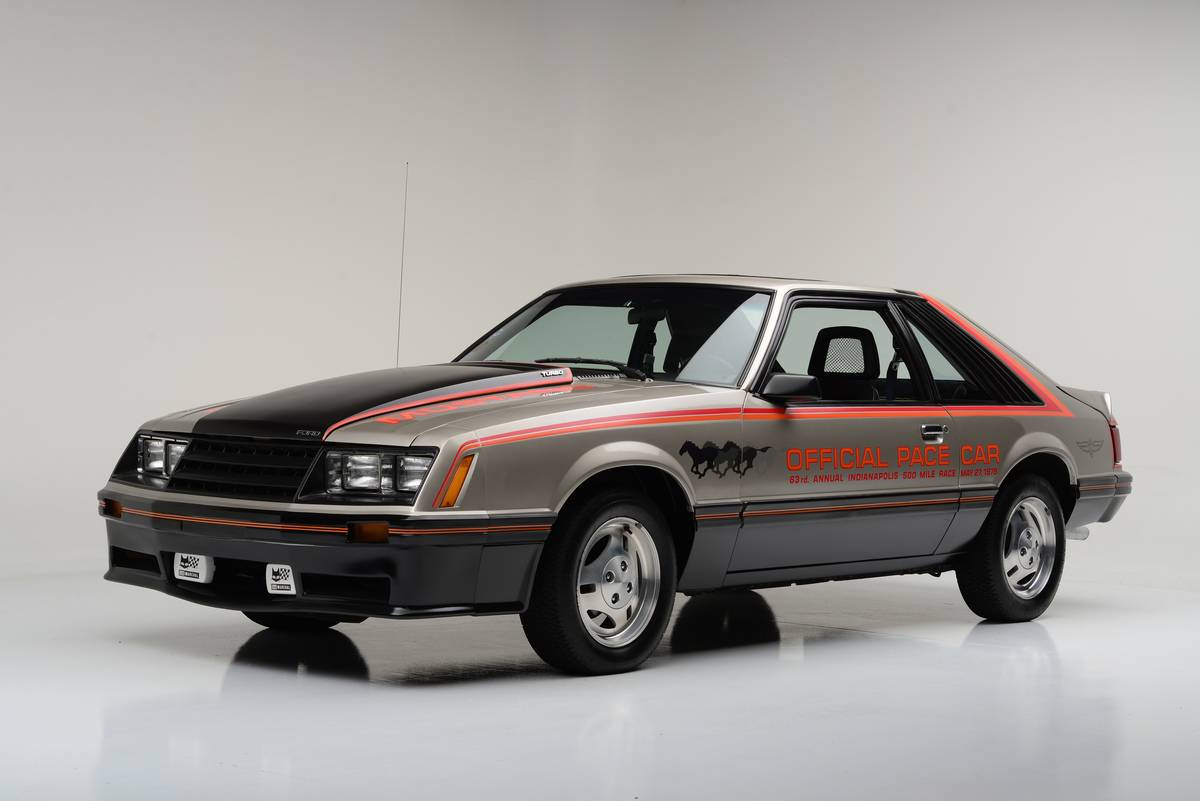 1979 Ford Mustang Pace Car