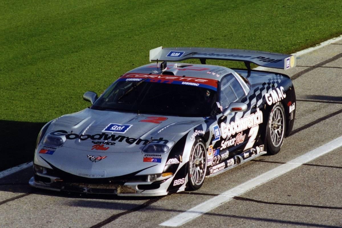 Corvette DIS Rolex 99