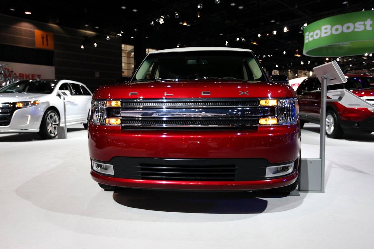 2013 Chicago Auto Show Media Preview - Day 1