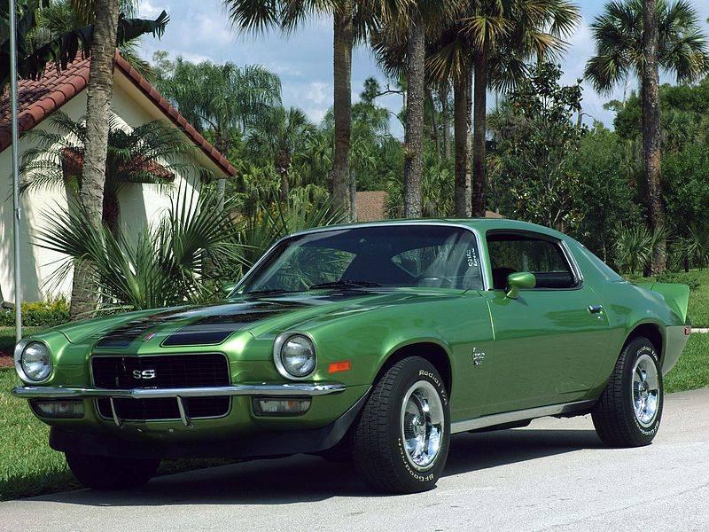 1971_Camaro_SS