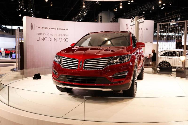 2014 Chicago Auto Show Media Preview - Day 1