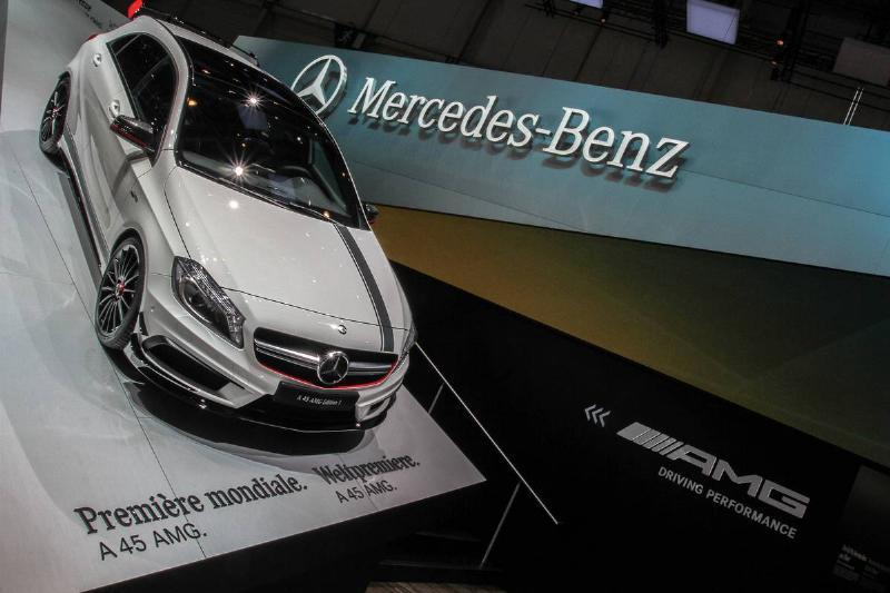 Switzerland - 83rd Geneva International Motor Show