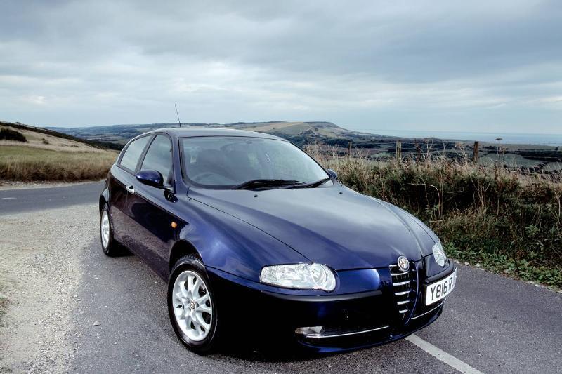 2001 Alfa Romeo 147 1.6 twin spark