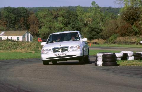 1996 Mercedes Benz C class