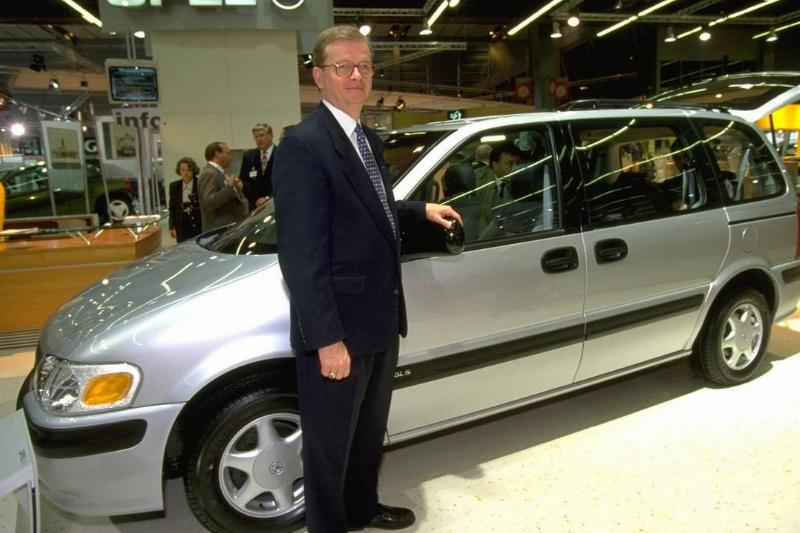 The 1996 Paris International Car show
