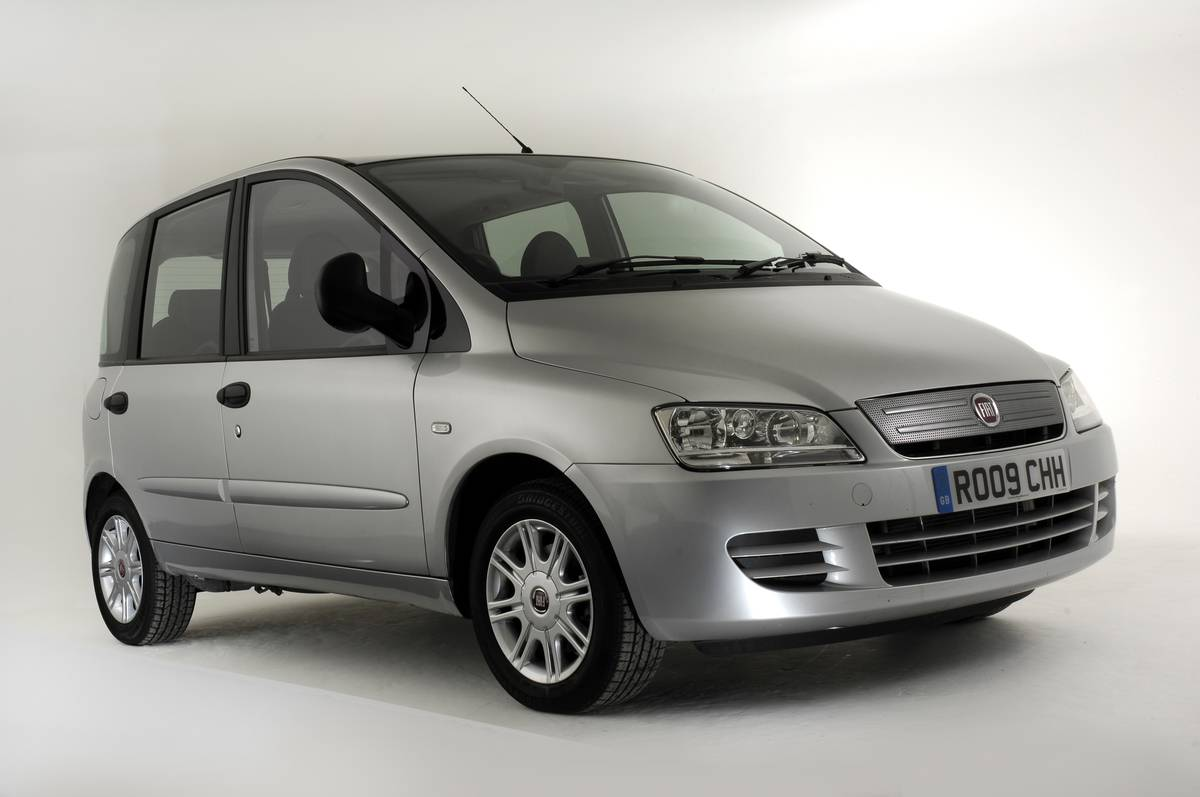 2009 Fiat Multipla