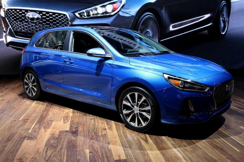 2017 Chicago Auto Show Media Preview - Day 2