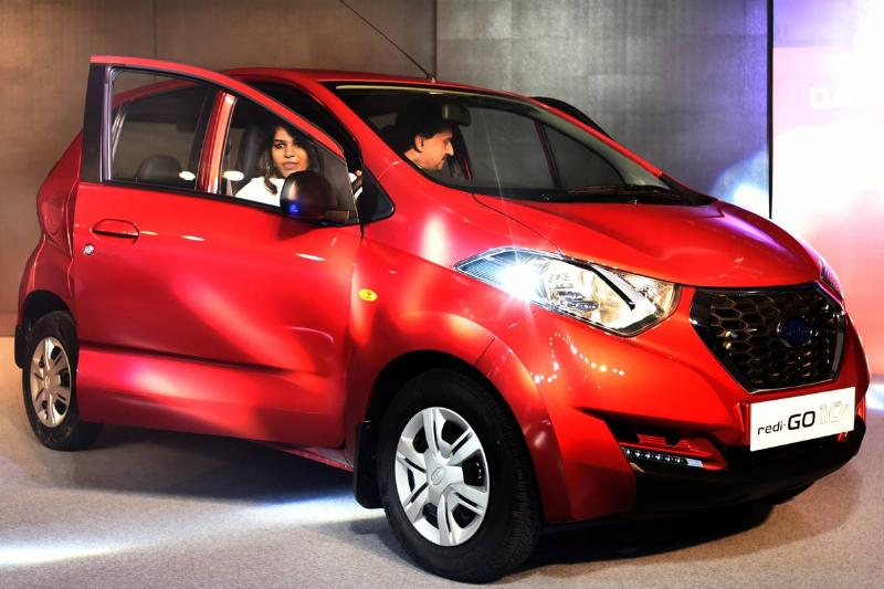 Nissan Launches Datsun Redi-Go With 1 Litre Engine
