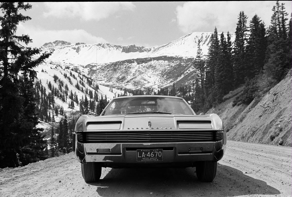 1966 Oldsmobile Toronado Cross Country Road Test