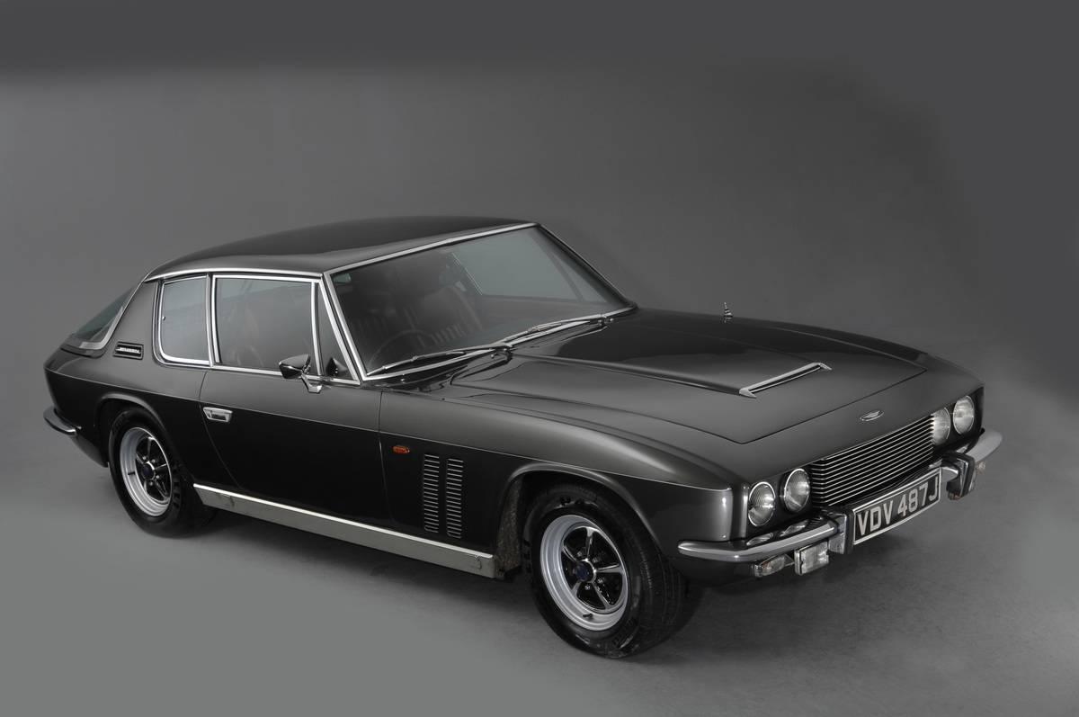 1971 Jensen FF Mk II