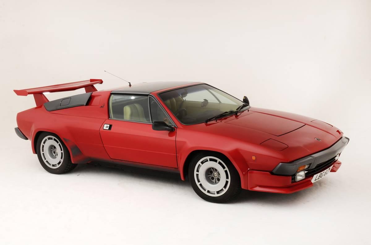 1984 Lamborghini Jalpa S
