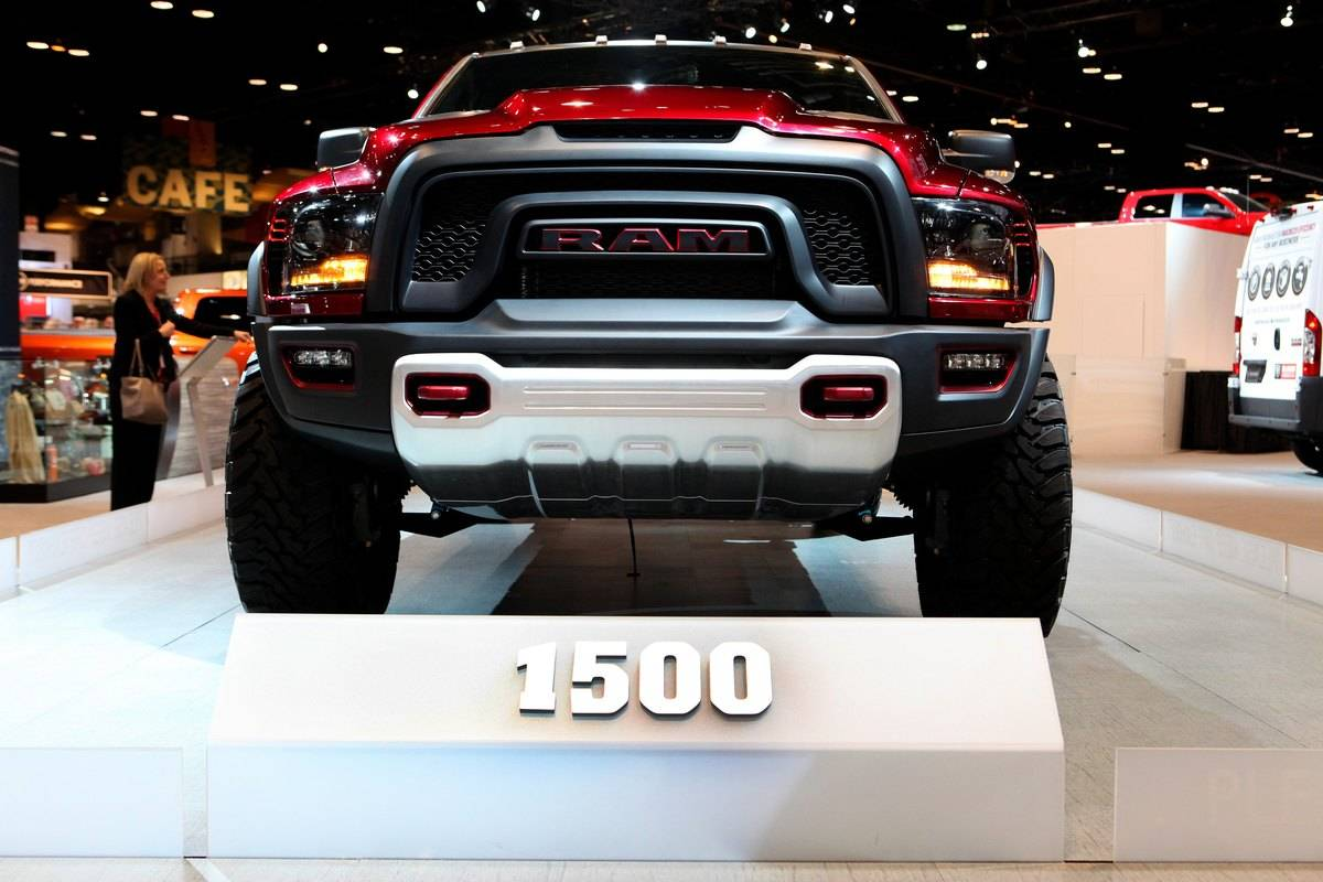 2017 Chicago Auto Show Media Preview - Day 1