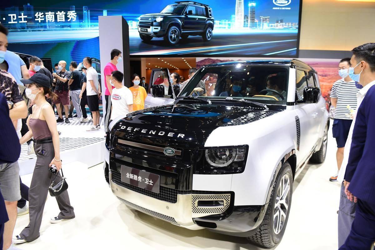 2020 Guangdong-HongKong-Macao Greater Bay Area International Auto Show