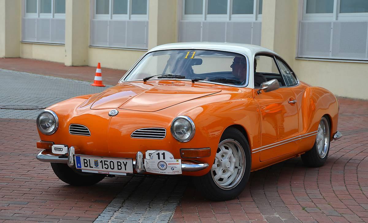 '6th Ebreichsdorf-Classic' Oldtimer Ralley