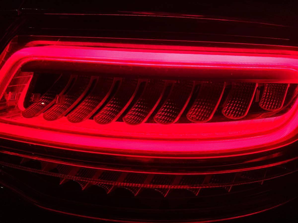 Neon lights car