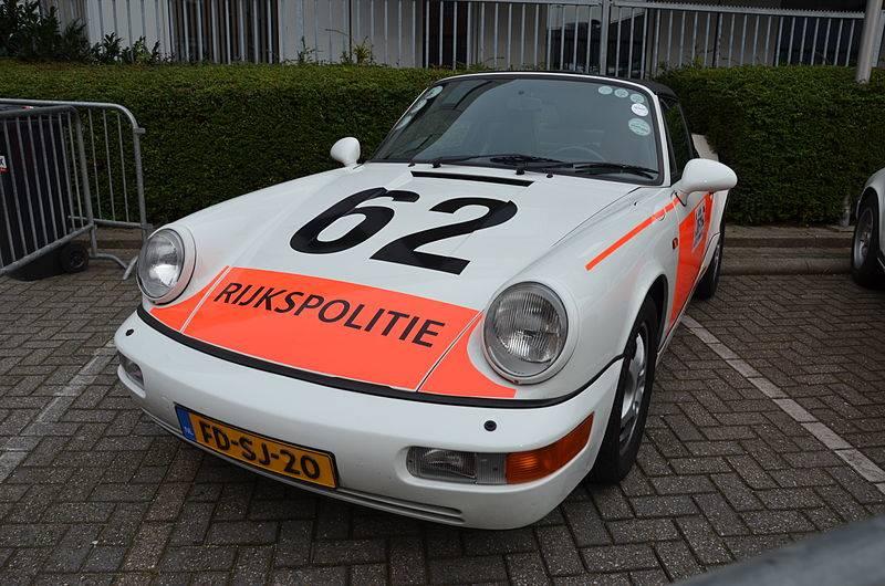 Porsche_911_Rijkspolitie
