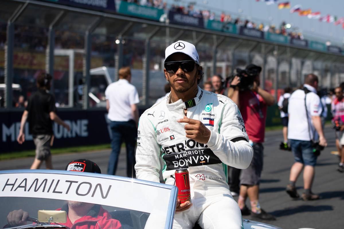 AUTO: MAR 17 F1 - Australian Grand Prix