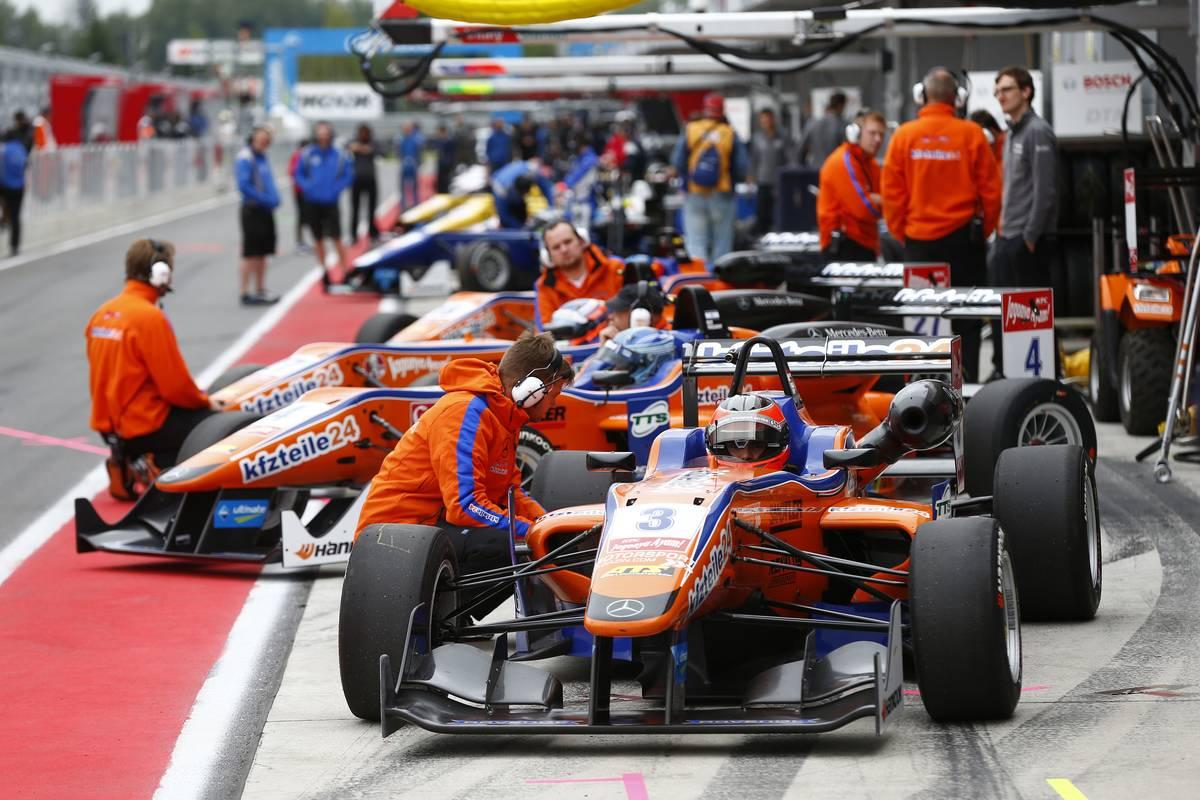 FIA Formula 3 European Championship, round 7, Moscow Raceway (RUS)