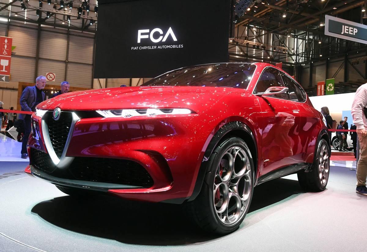 Geneva Motor Show - First Preset Day