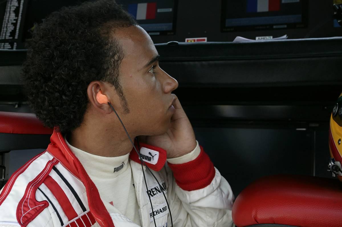 Lewis Hamilton, Grand Prix Of France