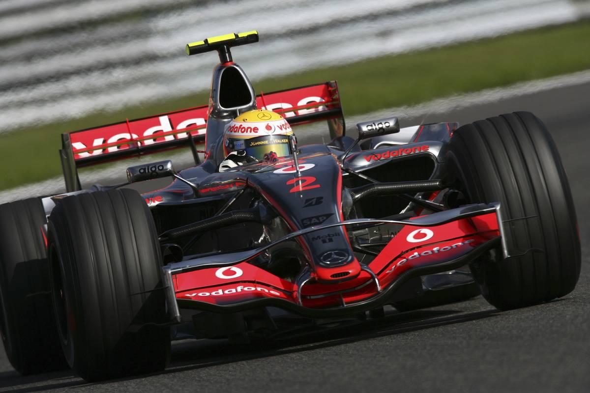 Lewis Hamilton, McLaren, 200 Belgian Grand prix