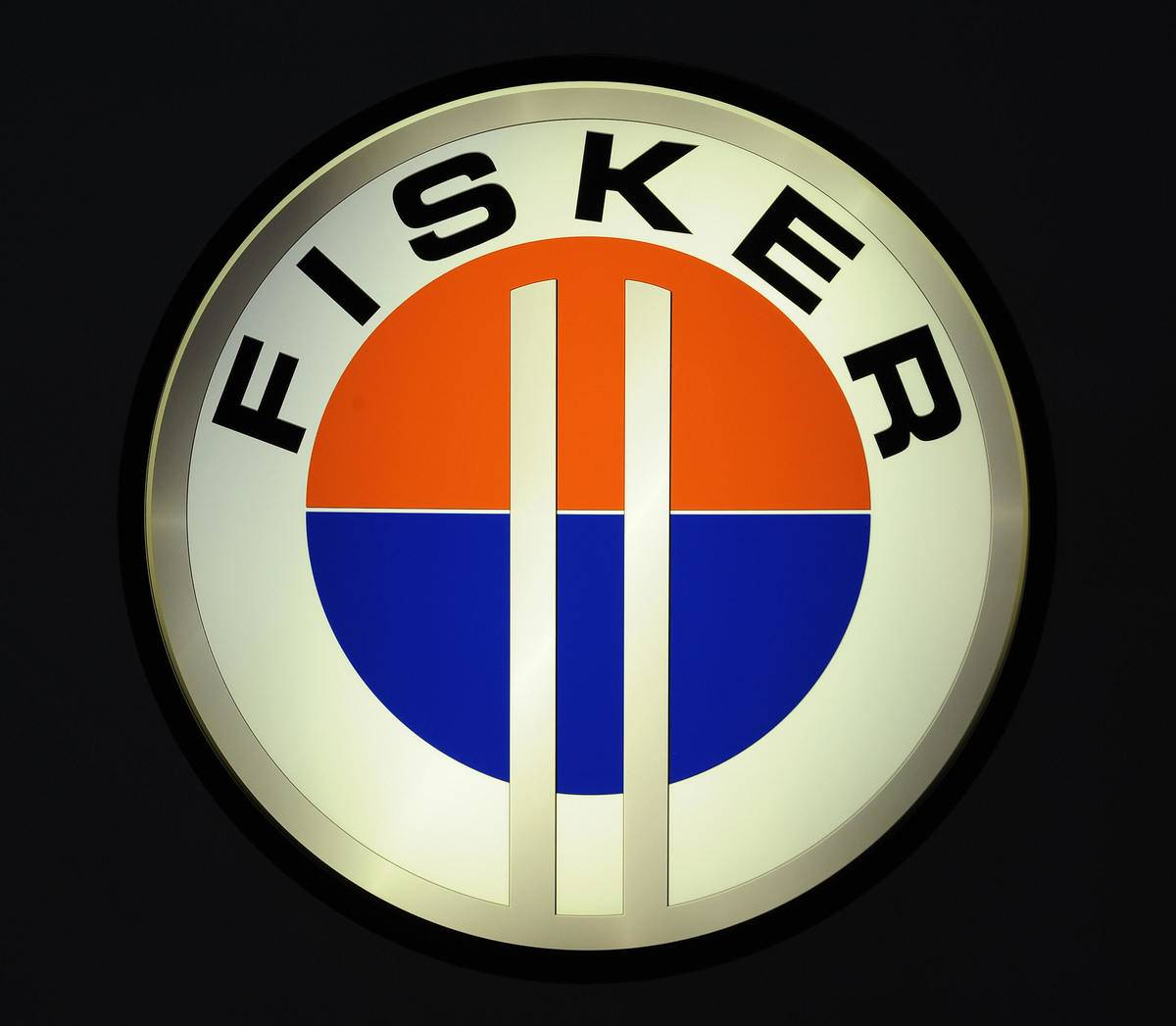 Logo of Fisker at the North American Int